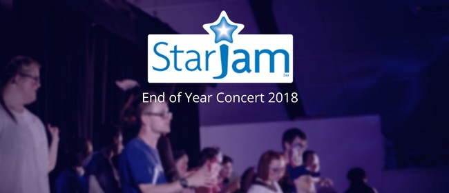 StarJam Wellington End of Year Concert 2018