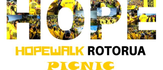 HopeWalk Rotorua - Picnic