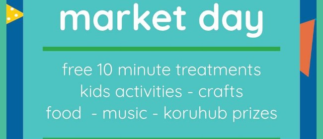 Koru Hub Community Market Day