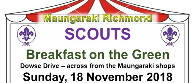 Breakfast On the Green Scout Fundraiser: POSTPONED