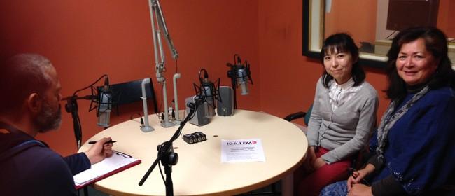 Japan Radio Wellington: Masako Kato, Art Student of Te Auaha