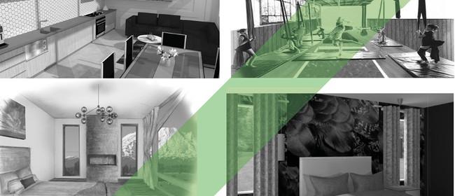 UCOL Diploma of Interior Design Exhibition