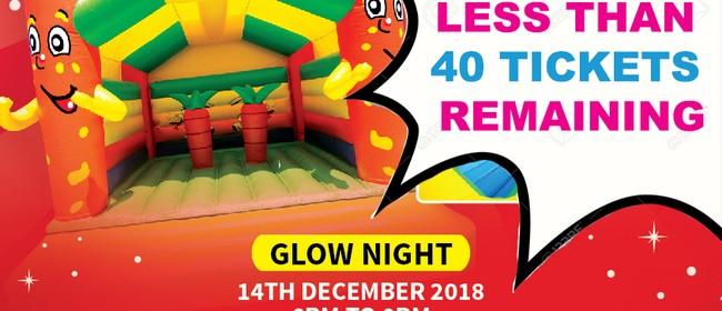 Inflatable Kingdom 2018 - Glow Night