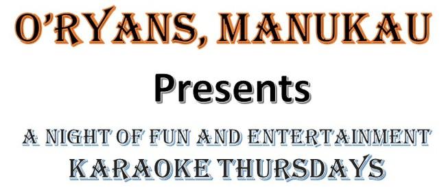 Karaoke Thursdays