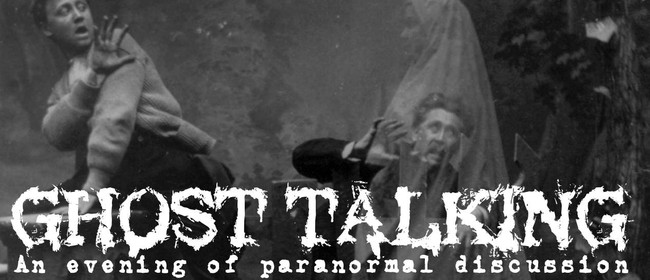 Talking Ghosts with Haunted