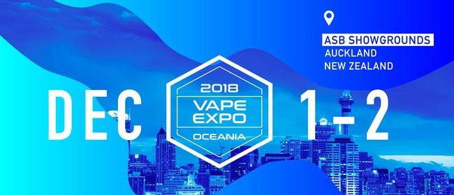 Vape Expo Oceania Show 2018