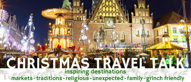 Christmas Travel Talk