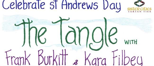 Sister Cities Tartan Ties Dunedin with Edinburgh