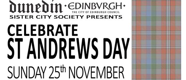 Celebrate Saint Andrews Day