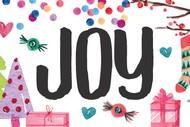 Joy is... Christmas