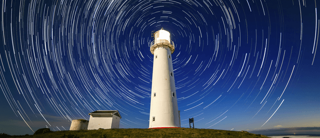 Intro to Astrophotography Workshop - Star Trails
