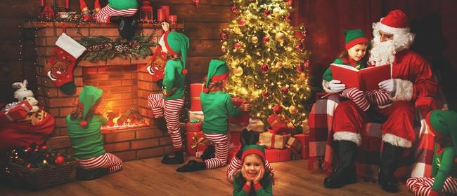 Meet Santa Claus & Friends