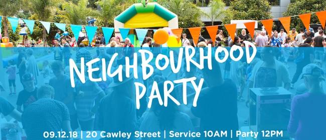 C3 Neighbourhood Party