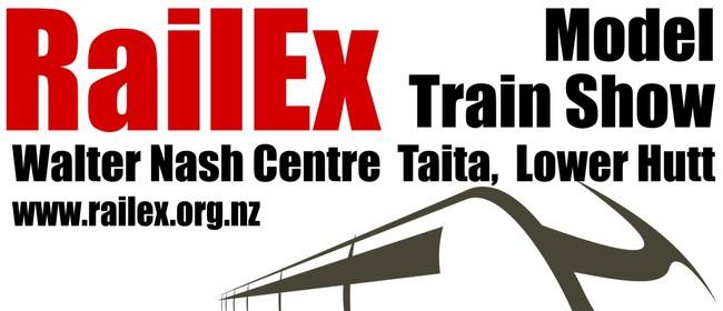 RailEx Model Train Show 2018