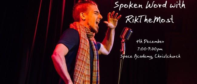 Spoken Word with RikTheMost