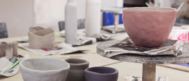 Studio One Toi Tū - Drop-in Studios Ceramics