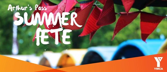 Arthur's Pass Summer Fete