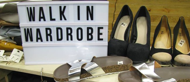 Walk In Wardrobe - Pre-Loved Market