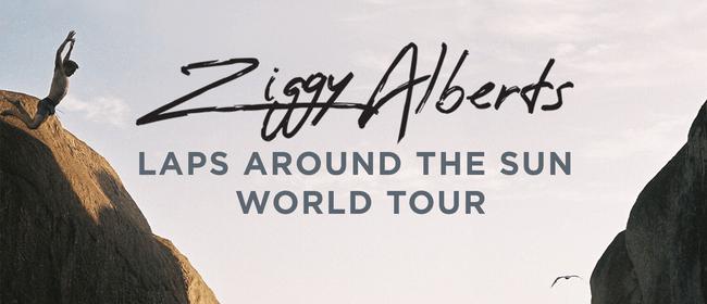 Ziggy Alberts Laps Around The Sun World Tour