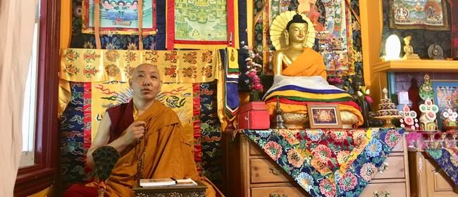 Tibetan Buddhist Phowa Death Practice Transmission/Teaching