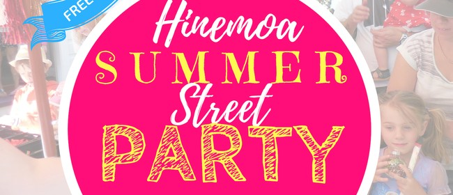 Hinemoa Summer Street Party 2018