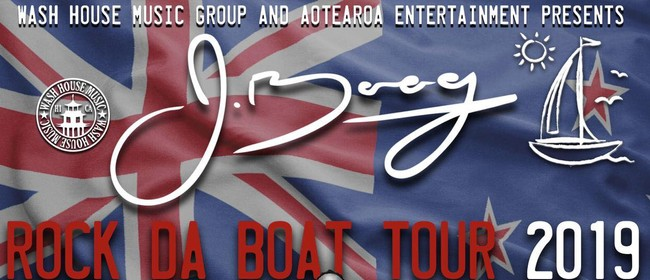 J Boog - Rock the Boat Tour