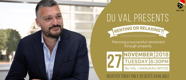 Du Val presents: Renting or Relaxing?