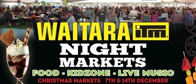 Waitara ITM Night Markets