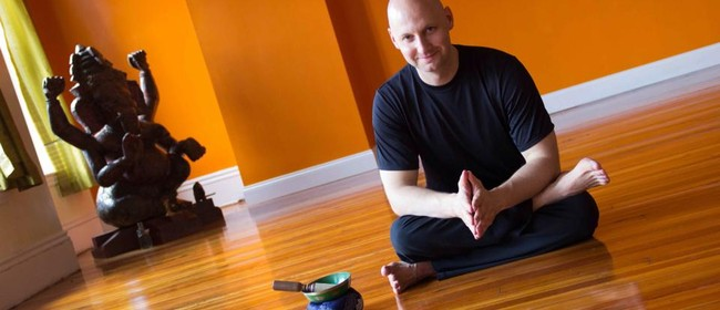 Josh Summers Yin Training TCM Traditional Chinese Medicine