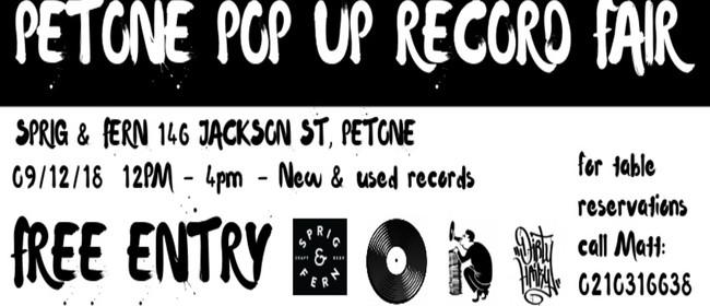 Petone (Pop Up) Record Fair