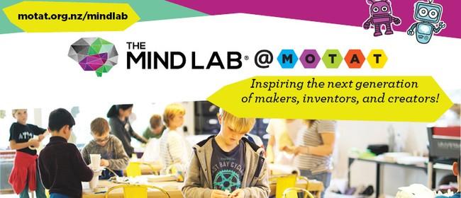 The Mind Lab at MOTAT Holiday Workshops