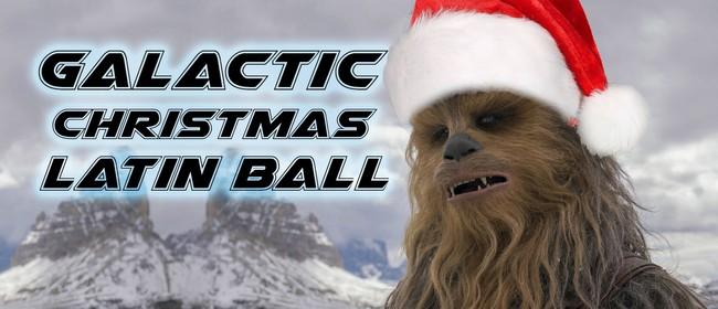 Galactic Christmas Latin Ball