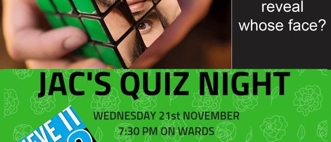 JAC's Bar Quiz Night