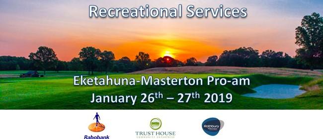 Recreational Services-Pro-Am Golf Tournament