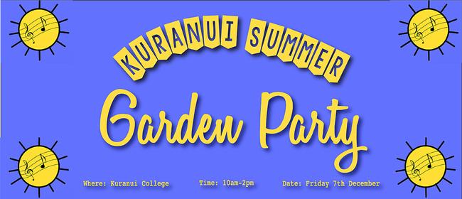 Kuranui Summer Garden Party