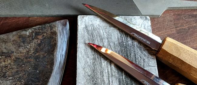 Rekindle Workshop: Sharpening