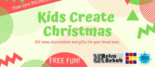 Kids Create Christmas: Craft Workshop