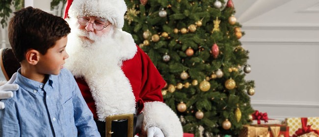 Sensory-friendly Santa Photos