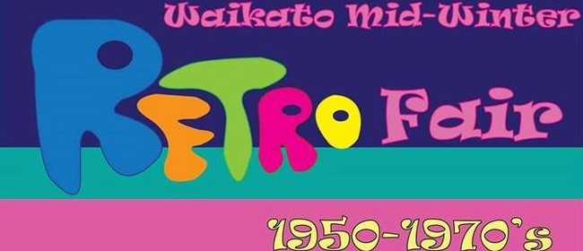 2019 Waikato Mid-Winter Retro Fair