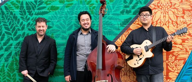 Lockett Kang Zakaria Trio NZ Tour