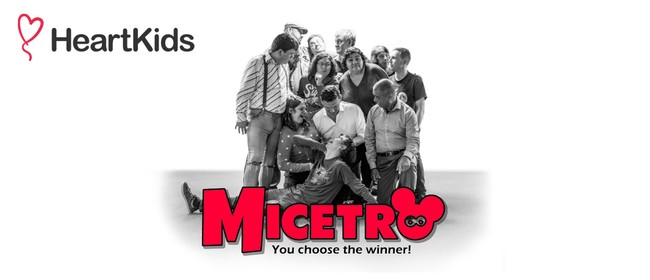 Micetro - Improv In Support of Heart Kids