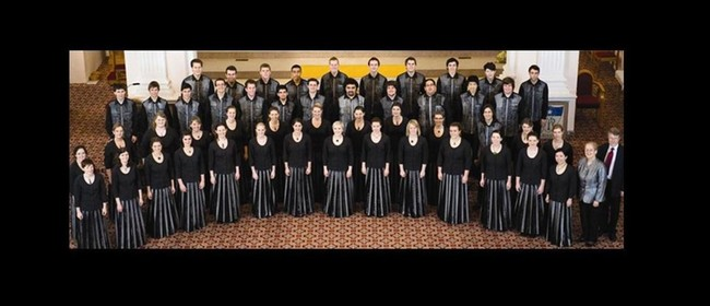 Classical Expressions 2019: New Zealand Youth Choir