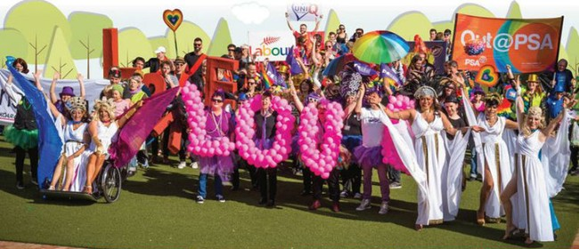 Wellington Pride Parade: POSTPONED