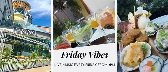 Friday Vibes - Alan Fairbrother