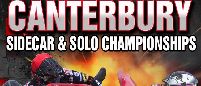 Canterbury Speedway Sidecar & Solo Championship