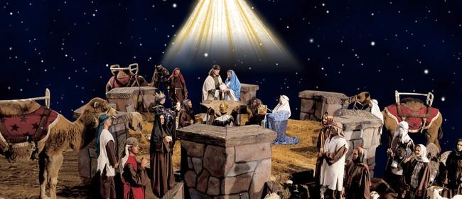 Carol Service With Children's Nativity Film