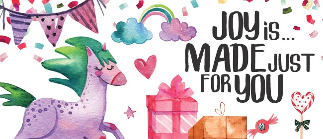 Joy is... Made Just For You!