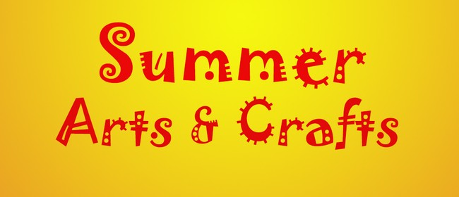 Summer Arts & Crafts Fair