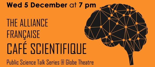 Café Scientifique December - Public Science Talk Series