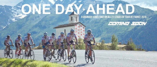 The Big Bike Film Night Feature Series - One Day Ahead